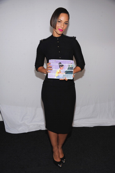 """Wired「Alicia Keys And Bento Box Interactive Present """"The Journals Of Mama Mae & Lee Lee"""" A New Innovative Story-Telling App For iOS At Apple Soho In New York」:写真・画像(9)[壁紙.com]"""
