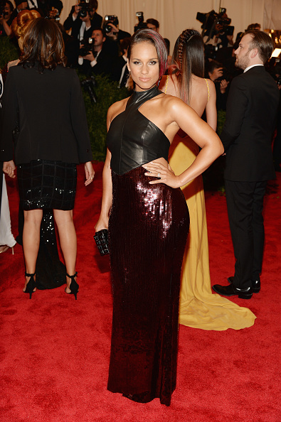 "Halter Top「""PUNK: Chaos To Couture"" Costume Institute Gala」:写真・画像(19)[壁紙.com]"