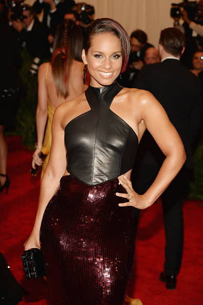 "Halter Top「""PUNK: Chaos To Couture"" Costume Institute Gala」:写真・画像(15)[壁紙.com]"