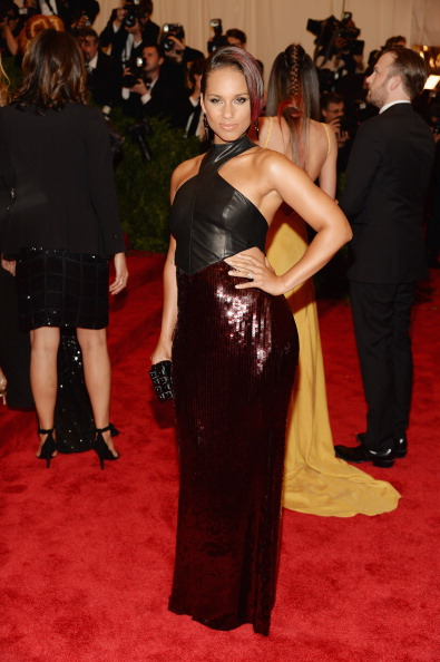 "Halter Top「""PUNK: Chaos To Couture"" Costume Institute Gala」:写真・画像(17)[壁紙.com]"