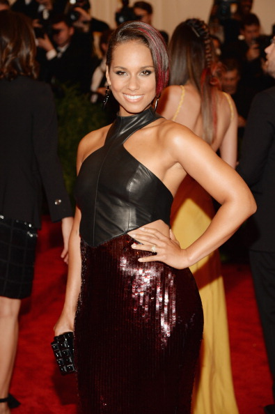 "Halter Top「""PUNK: Chaos To Couture"" Costume Institute Gala」:写真・画像(14)[壁紙.com]"