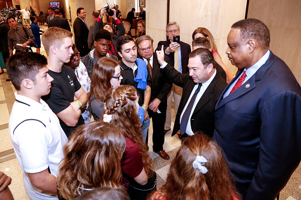 Tallahassee「Parkland Students, Activists, Rally At Florida State Capitol For Gun Control」:写真・画像(16)[壁紙.com]