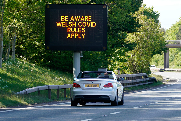 Wales「UK Eases Some Restrictions In Eighth Week Of Coronavirus Lockdown」:写真・画像(6)[壁紙.com]