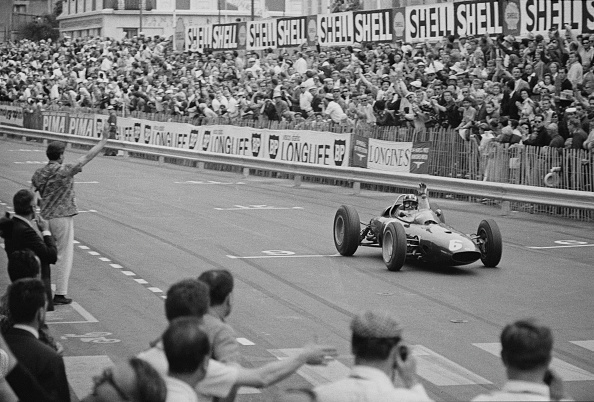 Formula One Racing「1963 Monaco Grand Prix」:写真・画像(2)[壁紙.com]