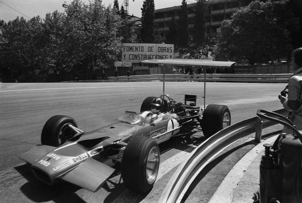 Motorsport「Graham Hill In Lotus」:写真・画像(4)[壁紙.com]