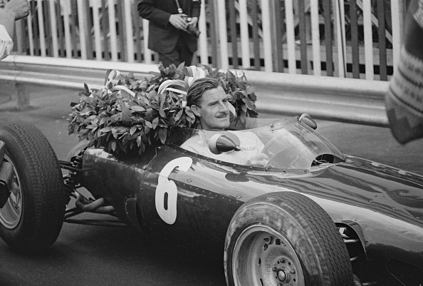 Formula One Racing「1963 Monaco Grand Prix」:写真・画像(13)[壁紙.com]