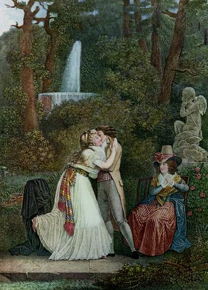 Human Relationship「Julie, Ou le Premier Baiser de l'Amour」:写真・画像(2)[壁紙.com]