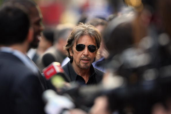 "Ray-Ban「""Righteous Kill"" UK Premiere - Arrivals」:写真・画像(8)[壁紙.com]"