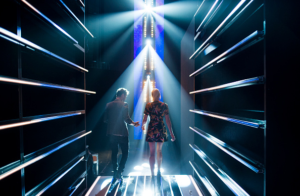 The Voice - Television Show「Lena Gercke Backstage At The Voice Of Germany」:写真・画像(3)[壁紙.com]