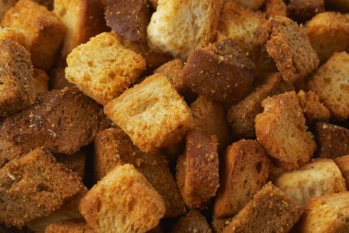 Toasted Food「Croutons」:スマホ壁紙(3)