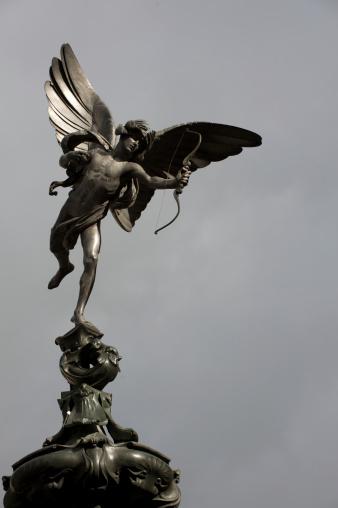 Cupid「エロスの像」:スマホ壁紙(10)