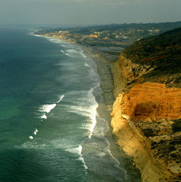 San Diego「aerial view of a the coastline」:写真・画像(5)[壁紙.com]