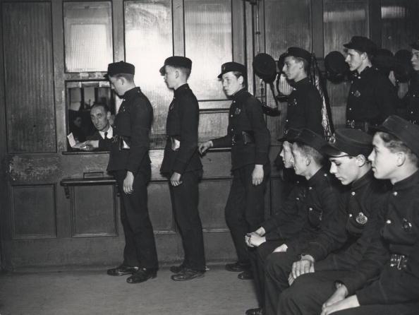 Bellhop「Telegraph Boys」:写真・画像(10)[壁紙.com]