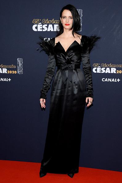 Black Color「Red Carpet Arrivals - Cesar Film Awards 2020 At Salle Pleyel In Paris」:写真・画像(6)[壁紙.com]