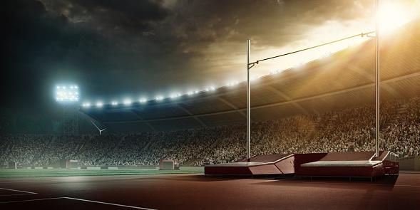 オリンピック「スタジアム」:スマホ壁紙(6)