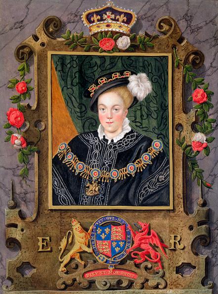Tudor Style「Edward VI King Of England (1825)」:写真・画像(9)[壁紙.com]