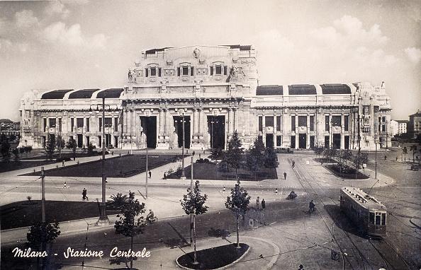 Milan「CENTRAL STATION - MILAN」:写真・画像(11)[壁紙.com]
