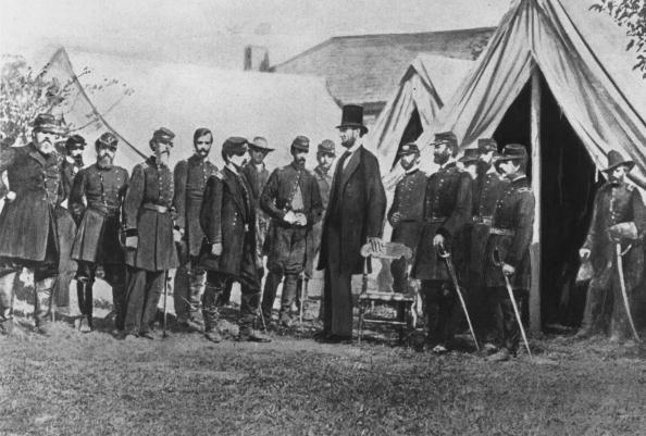 American Civil War「Presidential Visit」:写真・画像(0)[壁紙.com]