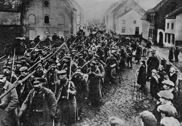 Germany「Defeated Army」:写真・画像(0)[壁紙.com]