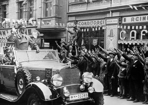 チェコ共和国「Heil Hitler」:写真・画像(19)[壁紙.com]