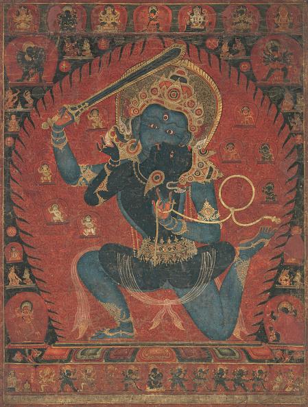 Vitality「Acala With Consort Vishvavajri」:写真・画像(3)[壁紙.com]