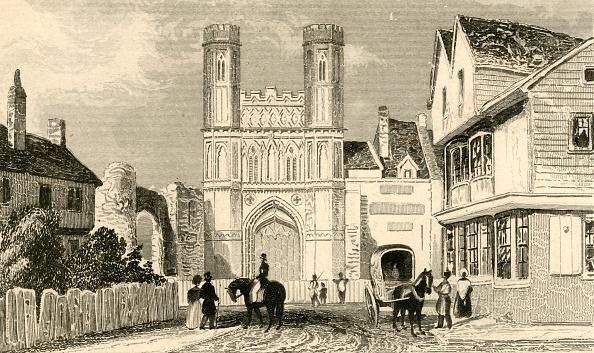 Circa 14th Century「St. Augustines Gate」:写真・画像(16)[壁紙.com]