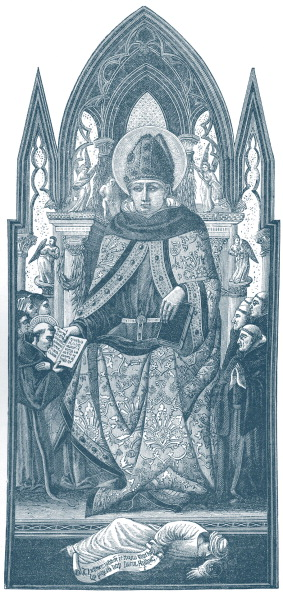 Cultures「St. Augustine, Bishop of Hippo」:写真・画像(2)[壁紙.com]