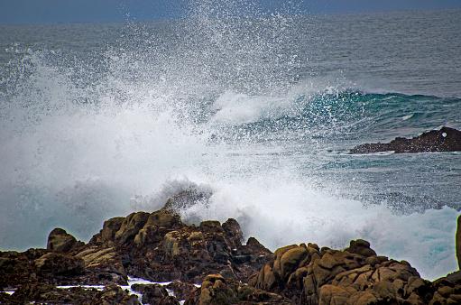 California State Route 1「Rugged Monterey Coast」:スマホ壁紙(6)