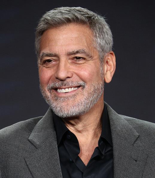 George Clooney「2019 Winter TCA Tour - Day 14」:写真・画像(4)[壁紙.com]