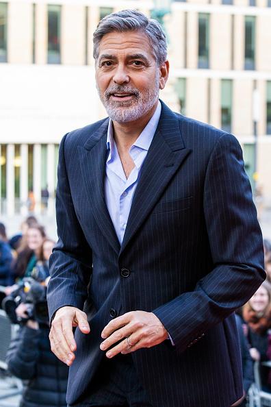 ゲーム「George And Amal Clooney in Edinburgh To Receive Charity Award」:写真・画像(3)[壁紙.com]