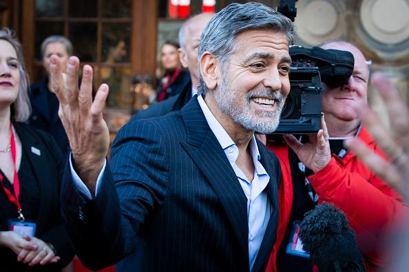 ゲーム「George And Amal Clooney in Edinburgh To Receive Charity Award」:写真・画像(4)[壁紙.com]