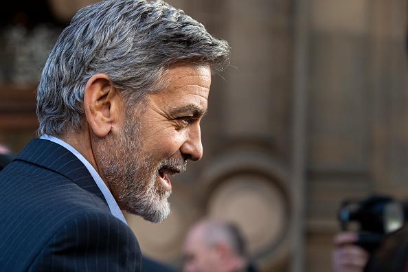 ゲーム「George And Amal Clooney in Edinburgh To Receive Charity Award」:写真・画像(5)[壁紙.com]