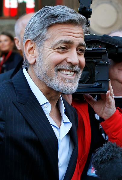 ゲーム「George And Amal Clooney in Edinburgh To Receive Charity Award」:写真・画像(8)[壁紙.com]
