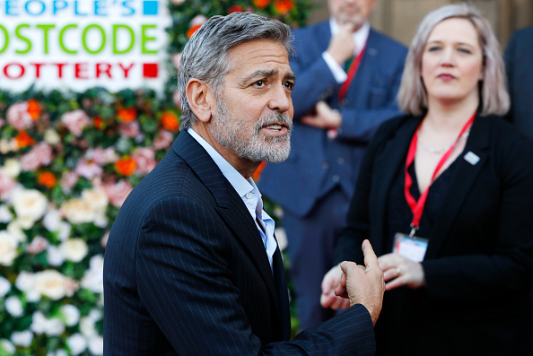 ゲーム「George And Amal Clooney in Edinburgh To Receive Charity Award」:写真・画像(7)[壁紙.com]