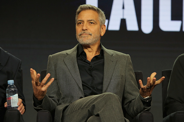 George Clooney「Hulu Panel - Winter TCA 2019」:写真・画像(5)[壁紙.com]