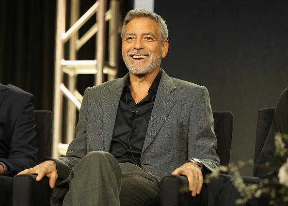 George Clooney「Hulu Panel - Winter TCA 2019」:写真・画像(16)[壁紙.com]
