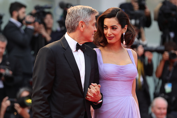 Amal Clooney「Suburbicon Premiere - 74th Venice Film Festival」:写真・画像(18)[壁紙.com]