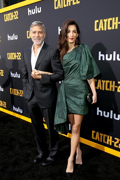 """Bottle Green「Premiere Of Hulu's """"Catch-22""""」:写真・画像(2)[壁紙.com]"""