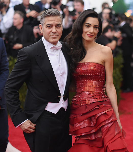 """Amal Clooney「""""China: Through The Looking Glass"""" Costume Institute Benefit Gala - Arrivals」:写真・画像(15)[壁紙.com]"""
