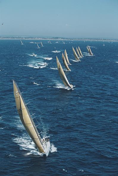 ヨットセーリング「Whitbread Round the World Yacht Race」:写真・画像(3)[壁紙.com]
