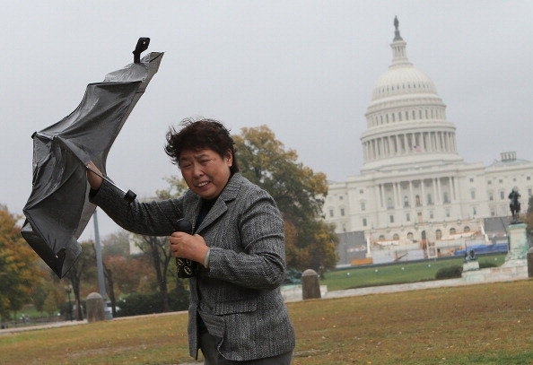 Washington DC「Mid Atlantic Coast Prepares For Hurricane Sandy」:写真・画像(8)[壁紙.com]