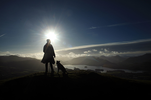 English Lake District「Walkers Return To The Fells After Recent Floods」:写真・画像(2)[壁紙.com]