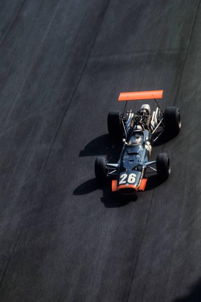 Formula One Grand Prix「Pedro Rodriguez, Grand Prix Of Italy」:写真・画像(16)[壁紙.com]