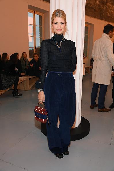 Chloe - Designer Label「Chloe : Front Row -  Paris Fashion Week - Womenswear Spring Summer 2020」:写真・画像(14)[壁紙.com]