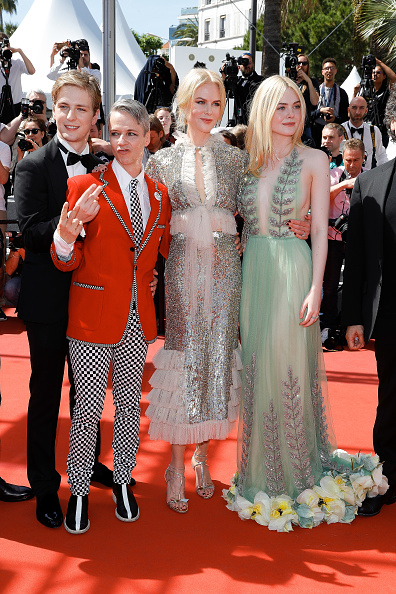"John Cameron Mitchell「""How To Talk To Girls At Parties"" Red Carpet Arrivals - The 70th Annual Cannes Film Festival」:写真・画像(7)[壁紙.com]"