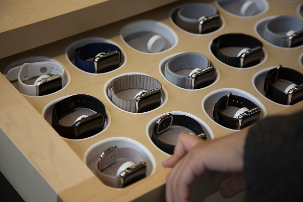 Apple Watch「Apple Watch Launched In Hong Kong」:写真・画像(12)[壁紙.com]