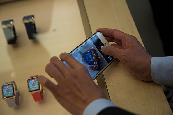 Apple Watch「Apple Watch Launched In Hong Kong」:写真・画像(0)[壁紙.com]