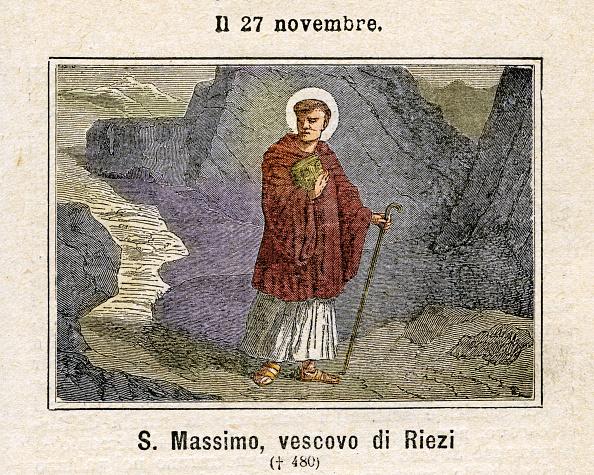 Fototeca Storica Nazionale「Saint Maximus Of Riez」:写真・画像(7)[壁紙.com]