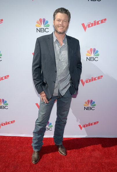 "The Voice - Television Show「""The Voice"" Karaoke For Charity - Arrivals」:写真・画像(6)[壁紙.com]"