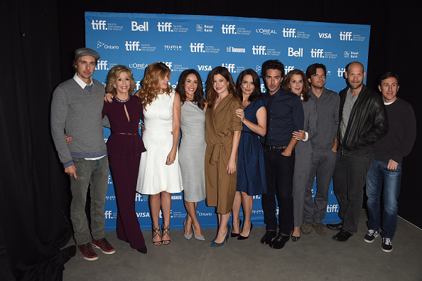 "Black Shoe「""This Is Where I Leave You"" Press Conference - 2014 Toronto International Film Festival」:写真・画像(13)[壁紙.com]"